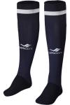 La-2172 Lacivert Beyaz Futbol Çorabı 40-45 numara