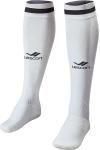 La-2172 Beyaz Siyah Futbol Çorabı 40-45 Numara