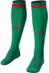 La-2172 Yeşil Kırmızı Futbol Çorabı 40-45 Numara