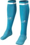 La-2172 Turkuaz Beyaz Futbol Çorabı 40-45 Numara
