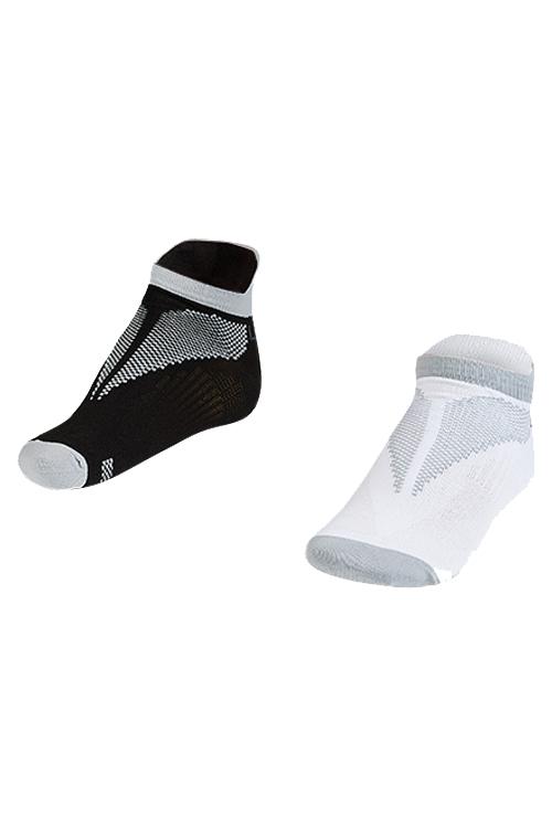 La-2190 Gri 2'li Spor Çorabı 40-45 Numara