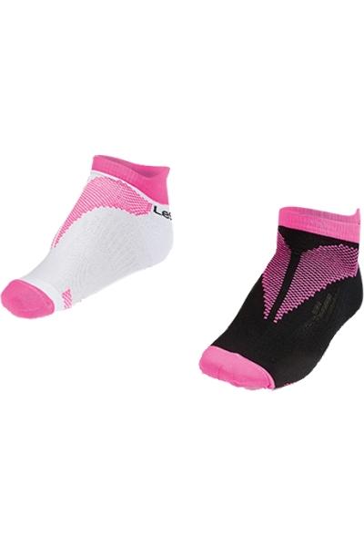 La-2191 Fuşya Spor Çorabı 36-40 Numara
