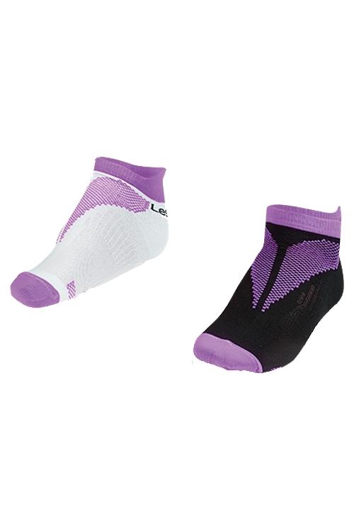 La-2191 Mor Spor Çorabı 36-40 Numara