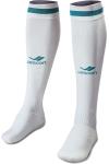 La-2172 Beyaz Turkuaz Futbol Çorabı 36-39 Numara