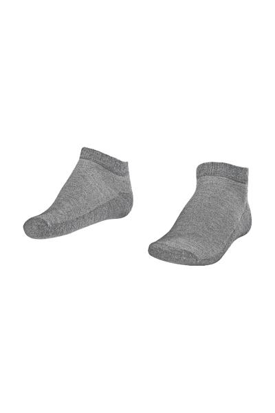 La-2183 Grimelanj 2'li Patik Çorap 40-45 Numara