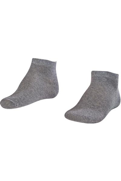 La-2184 Grimelanj 2'li Patik Çorap 40-45 Numara