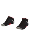 La-2187 Siyah 3'lü Patik Çorap 31-35 Numara