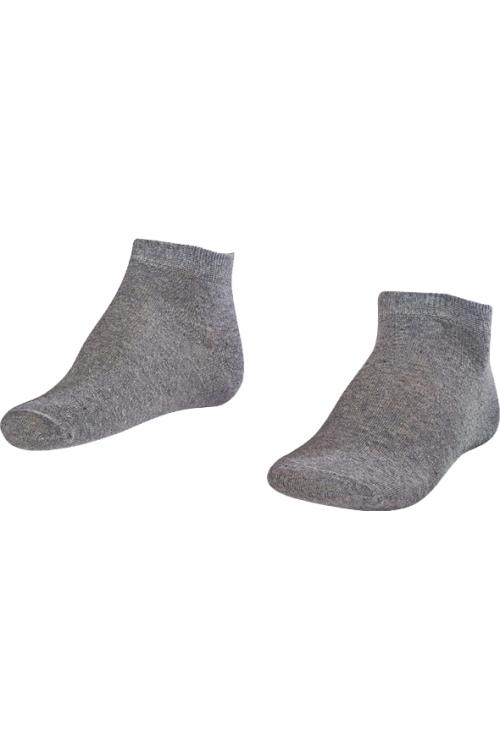 La-2184 Grimelanj 2'li Patik Çorap 36-40 numara