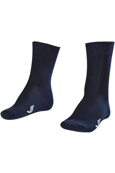 La-2186 Lacivert 2'li Klasık Çorap 36-40 Numara