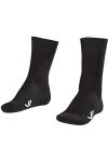 La-2186 2 Pack Classical Socks Black 40-45 Number