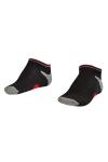 La-2187 Siyah 3'lü Patik Çorap 26-30 Numara
