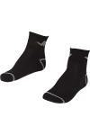 La-2192 Siyah 2'li Tenis Çorap 40-45 Numara