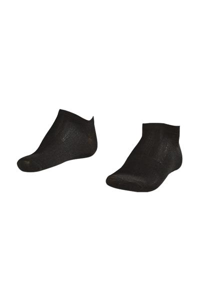 LA-2182 Black Socks - Size: 40-45