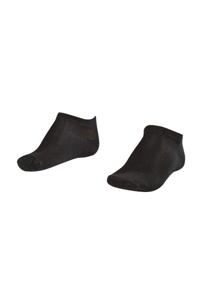 LA-2183 Black Socks - Size: 40-45