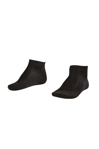 LA-2184 Black Socks - Size: 40-45