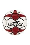 La-2557 Kırımızı Futbol Topu Shiny-5 Numara