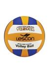 La-2575 Sarı Lacivert Voleybol Topu  5 Numara