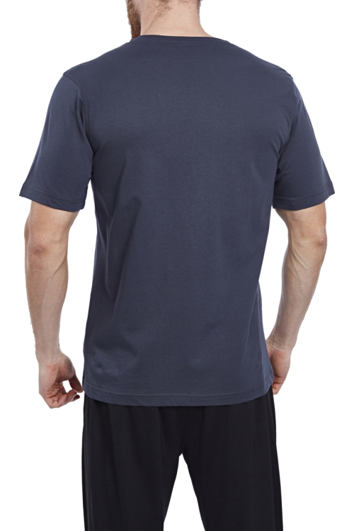 17S-1202 Antrasit Erkek T-Shirt
