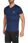 17S-1221 Lacivert Erkek T-Shirt