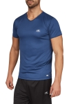 17S-1221 İndigo Erkek T-Shirt