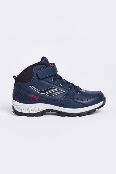 L-5201 Trekking Boot Navy blue