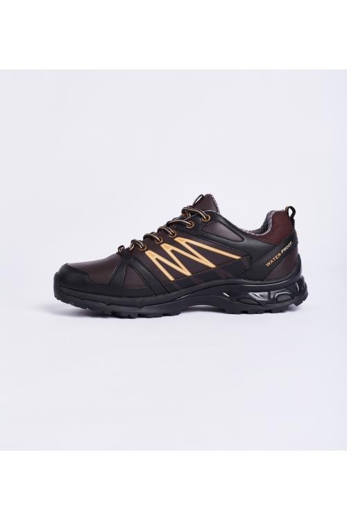 L-5005 Kahverengi Trekking Erkek Spor Ayakkabı