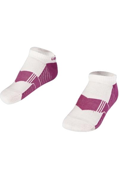 La-2168 2 Pack Sports Socks Pink 36-40 Number