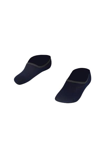 La-2165 2 Pack Sports Socks Navy 40-42 Number
