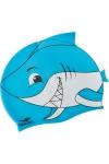 La-2220 Turkuaz Çocuk Silikon Köpekbalığı Bone