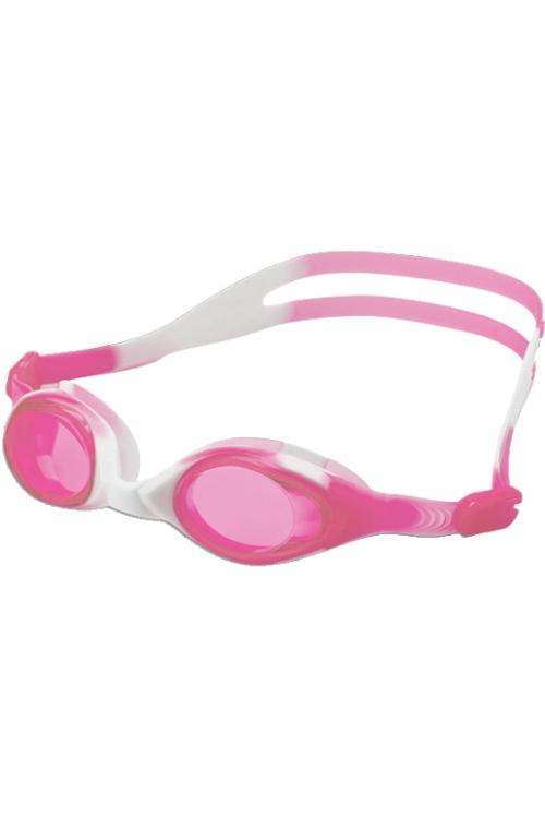 La-2226 Beyaz Pembe Çocuk Yüzücü Gözlüğü