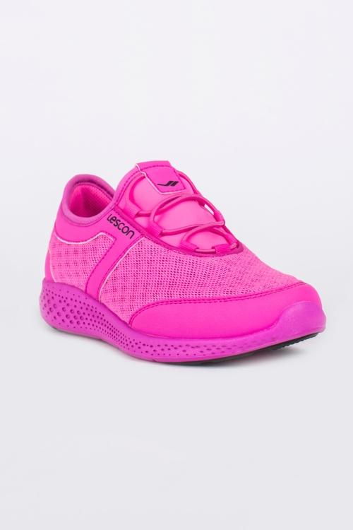 L-5704 Fuşya Easystep Çocuk Spor Ayakkabı