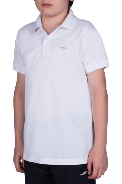18S-3251 Beyaz Çocuk T-Shirt