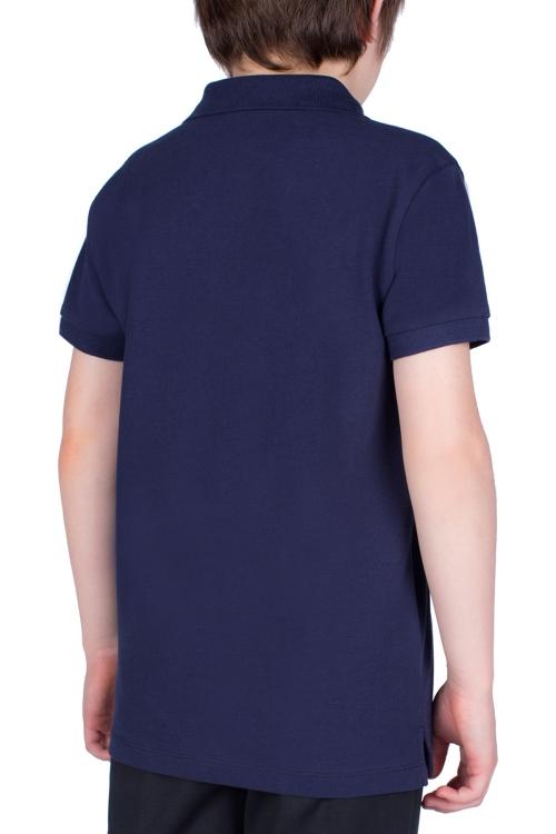 18S-3251 Mavi Çocuk T-Shirt