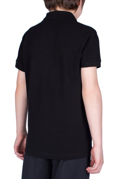 18S-3251 Siyah Çocuk T-Shirt
