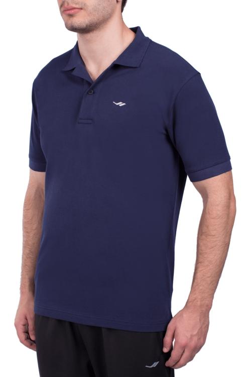 18S-1251 Lacivert Erkek T-Shirt
