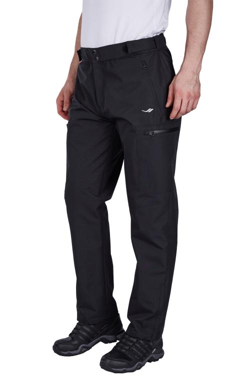 Siyah Waterpoof Erkek Pantolon 18K-1078