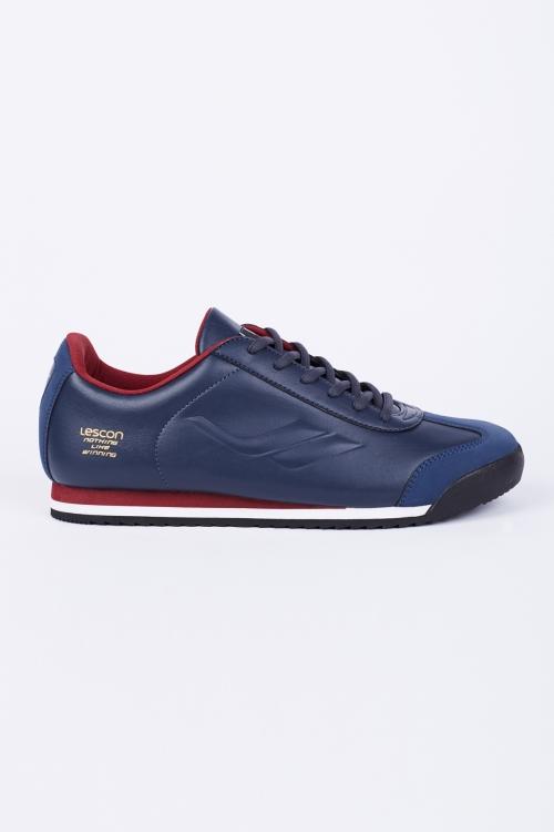 L-6125 Lacivert Bayan Sneaker Ayakkabı