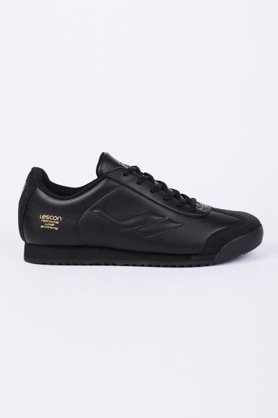 L-6125 Siyah Bayan Sneaker Ayakkabı