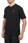 18S-1202-18N Siyah Erkek Kısa Kollu T-Shirt