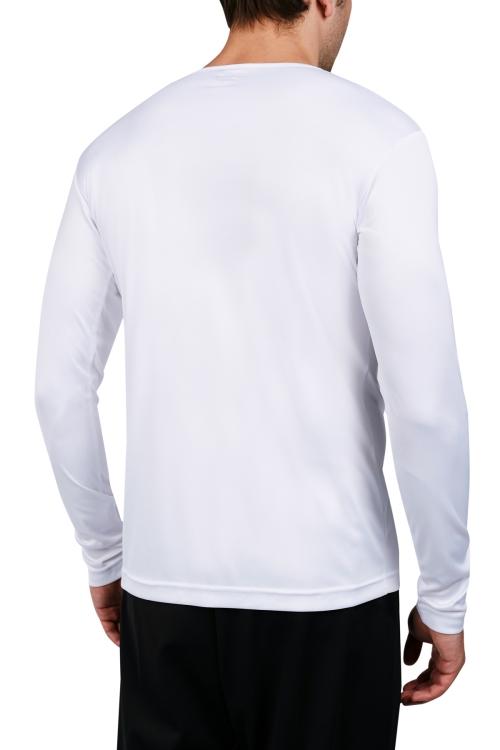 18S-1223 Men T-Shirt White