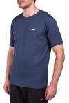18S-1249-18N Mavi Erkek Kısa Kollu T-Shirt