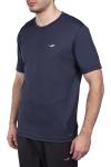 18S-1249-18N Koyu Lacivert Erkek Kısa Kollu T-Shirt