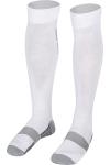 La-2171 Beyaz Gri Futbol Çorabı 40-45 Numara