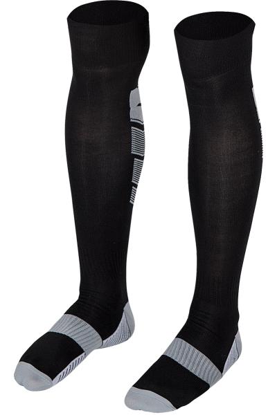 La-2173 Siyah Beyaz Futbol Çorabı 36-40 Numara
