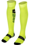 La-2173 Fosfor Yeşil Siyah Futbol Çorabı 36-40 Numara