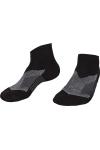 La-2199 Siyah 2'li Spor Çorabı 40-45 Numara
