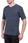 18S-1244 Antrasit Erkek Kısa Kollu T-Shirt