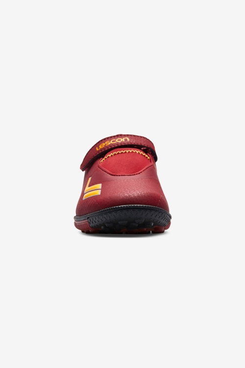 Electra-854 H-19B Bordo Çocuk Halı Saha Ayakkabısı
