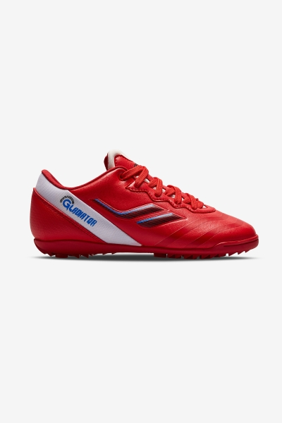 Gladiator-007 H-19B Kırmızı Çocuk Halı Saha Ayakkabısı