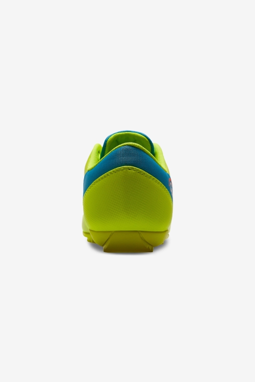 Gladiator-007 H-19B Fosfor Yeşil Çocuk Halı Saha Ayakkabısı